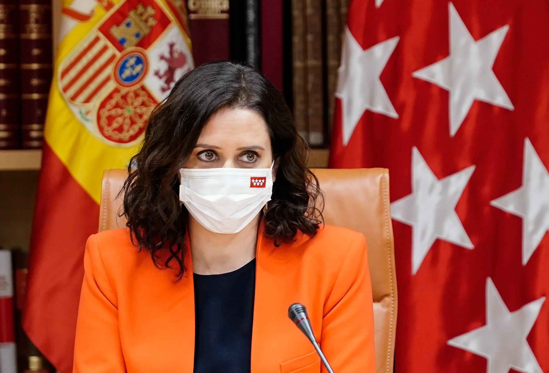 """Ayuso: """"Platercam es la evidencia de que Madrid ha sido efectiva en su lucha contra el virus"""" 1"""