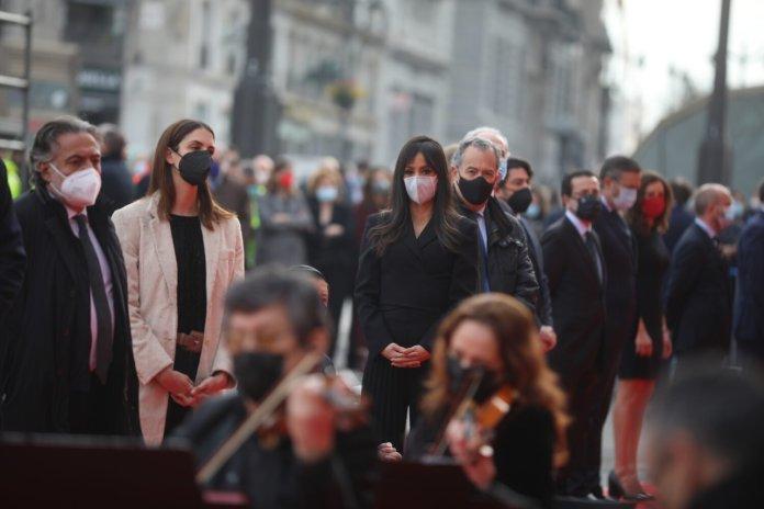 Madrid recuerda el 11-M bajo la tormenta política 2
