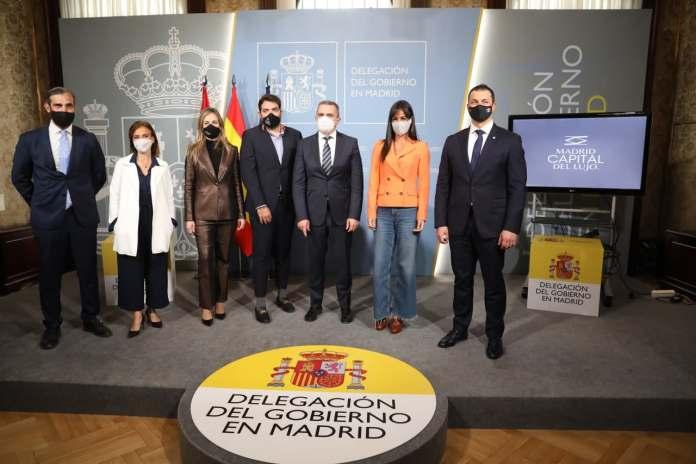 """Madrid se postula para convertirse en la """"capital del lujo"""" 1"""