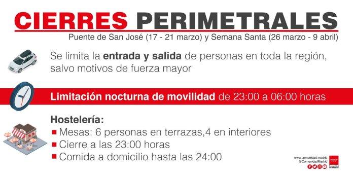 Madrid, cerrado por San José: qué podrás hacer (y qué no) durante el puente 3