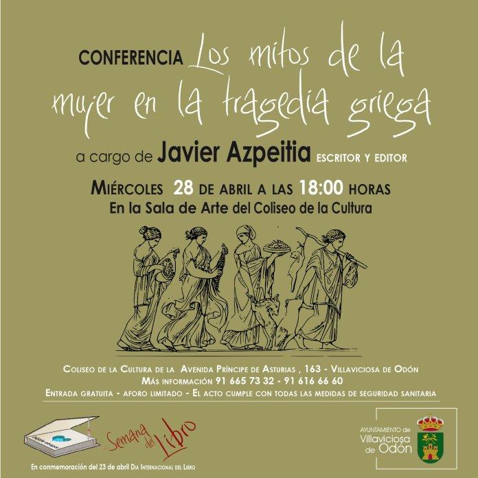 5. Conferencia Los mitos de la mujer en la tragedia griega