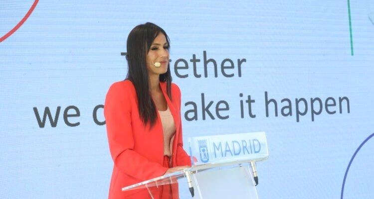 Madrid defiende su candidatura a Capital Mundial del Deporte 2022 1