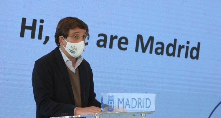 Madrid defiende su candidatura a Capital Mundial del Deporte 2022 5