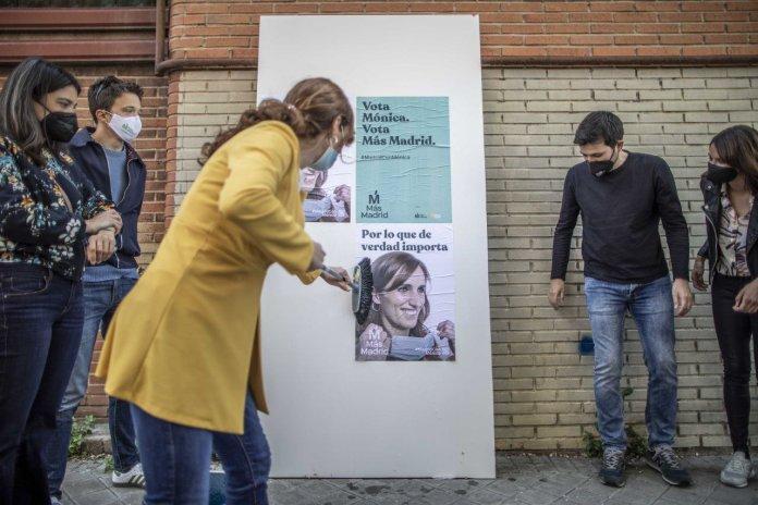 """Mónica García pide el voto por un futuro """"verde, feminista y de justicia social"""" 3"""