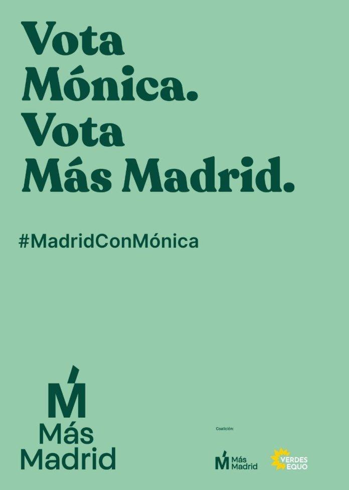 """Mónica García pide el voto por un futuro """"verde, feminista y de justicia social"""" 2"""