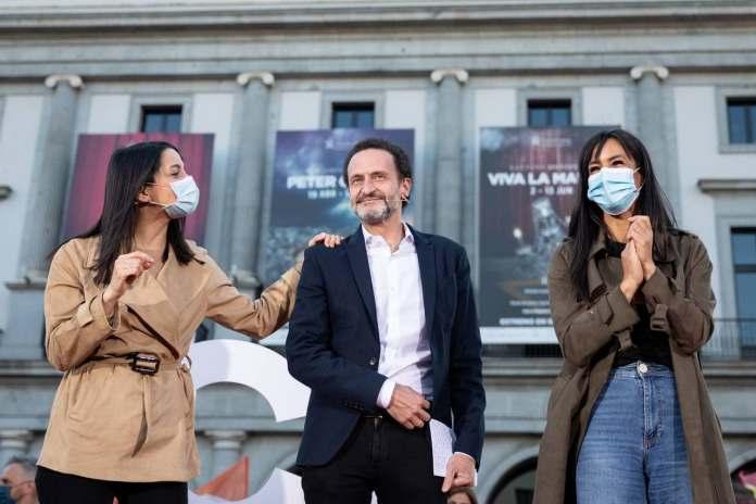 """""""Elige Centro"""", lema de la campaña decisiva de Ciudadanos 3"""