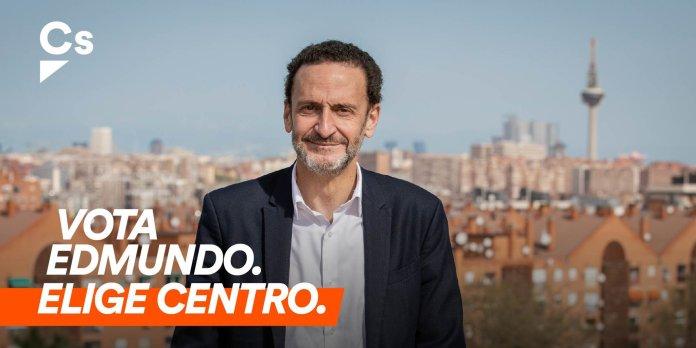 """""""Elige Centro"""", lema de la campaña decisiva de Ciudadanos 2"""