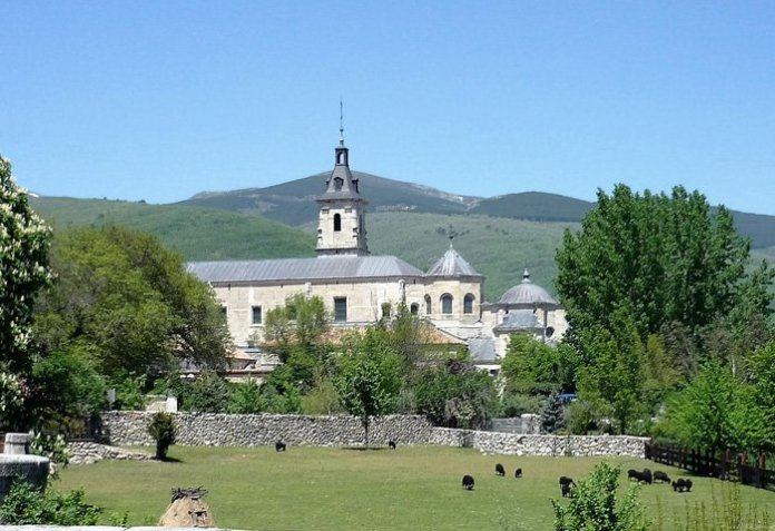 monasterio rascafria