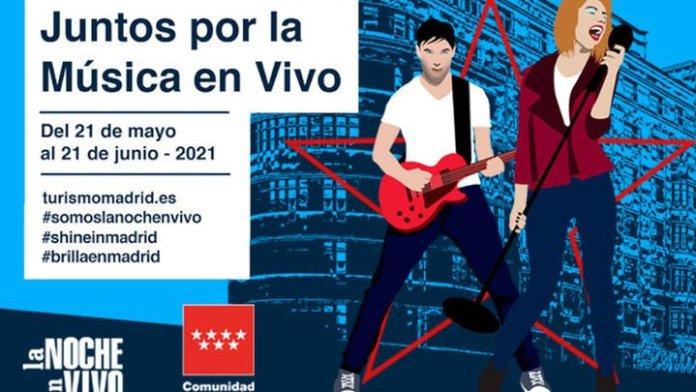 'Juntos por la música en vivo', el ciclo musical que trae de vuelta los conciertos 1