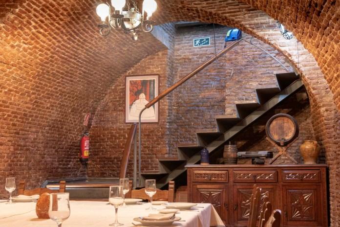 Casa Ciriaco, alta cocina e historia en un restaurante centenario 2