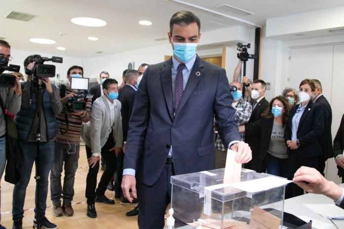 Así contamos el 4M: todas las noticias e imágenes de las elecciones 23