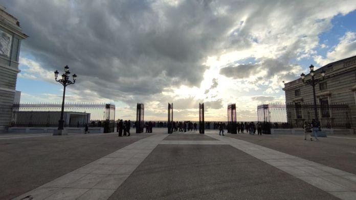 Así son las nuevas vistas privilegiadas desde el Palacio Real 2