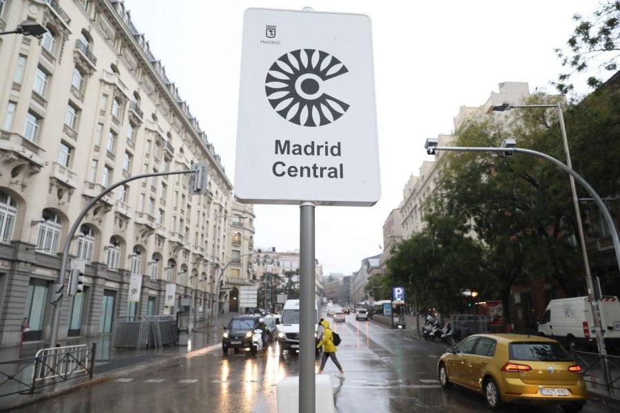 Más Madrid propone ampliar Madrid Central a todo el interior de la M-30 1