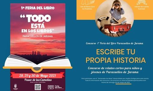 Fiesta cultural en la feria del libro de Paracuellos del Jarama 1