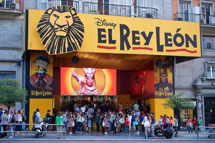 La Gran Vía volverá a rugir al ritmo de 'El Rey León' a partir de septiembre 1
