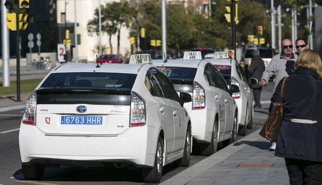"""Nueva Ordenanza del Taxi: 7 días a la semana para los eléctricos """"puros"""" 1"""