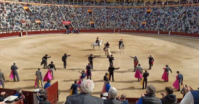 El arte del toreo regresa a Las Ventas 18 meses después 1