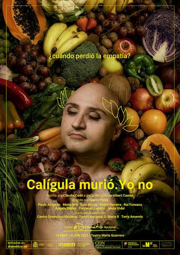 'Calígula murió. Yo no' en el Teatro María Guerrero 1