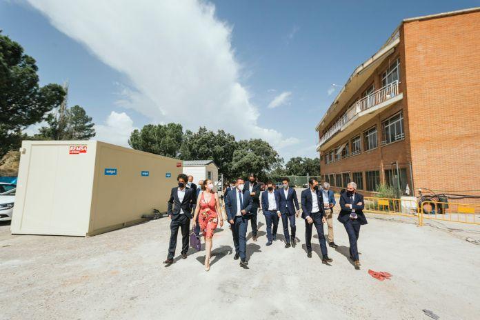 Villaviciosa de Odón acogerá la sede del complejo deportivo ESC Madrid 2
