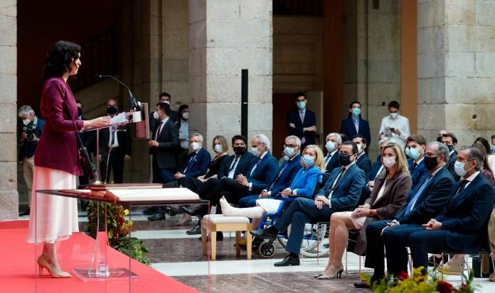 La nueva legislatura de Ayuso celebra el primer Consejo de Gobierno 16