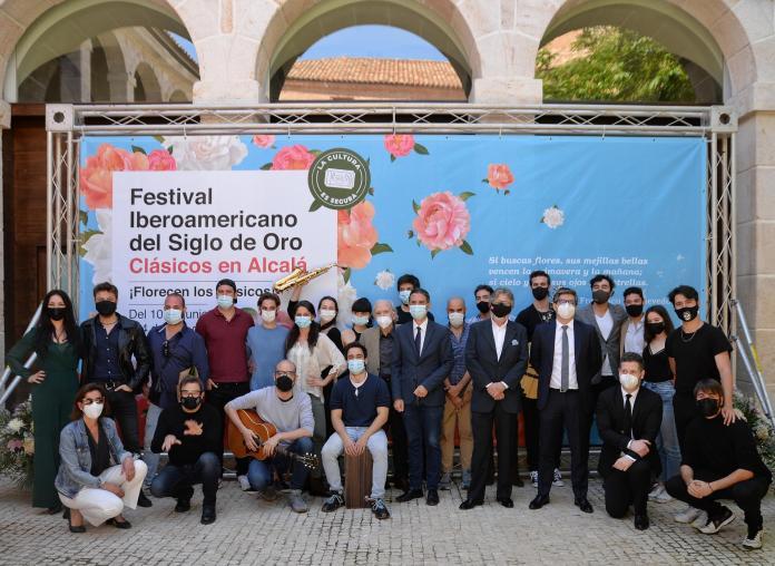 Lo mejor del teatro clásico en el 'Festival Iberoamericano del Siglo de Oro Clásicos de Alcalá' 3