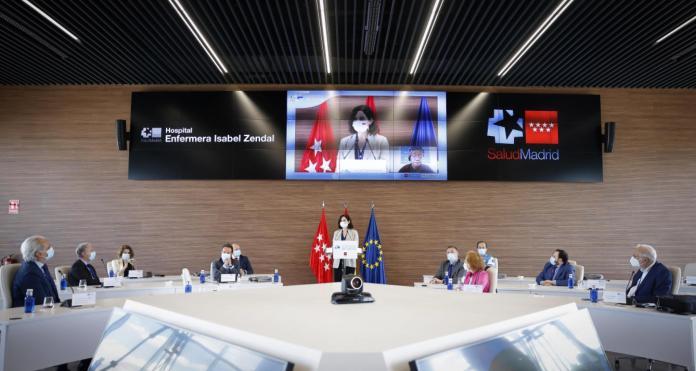 El Zendal acoge el Primer Encuentro Internacional sobre Covid 1