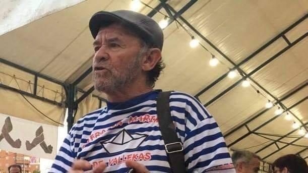 Juan José García Espartero tendrá su lugar permanente en Vallecas 2