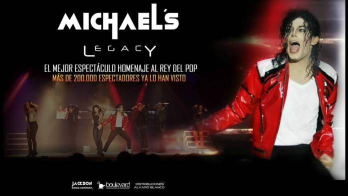 Michael Jackson llega a España con el musical 'Michael's Legacy' 1