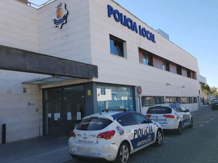 La Policía de Arroyomolinos amplia su plantilla 1