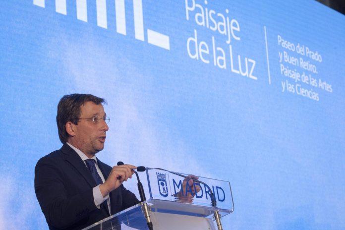 Madrid celebrará en octubre el I Festival Internacional de la Luz 3