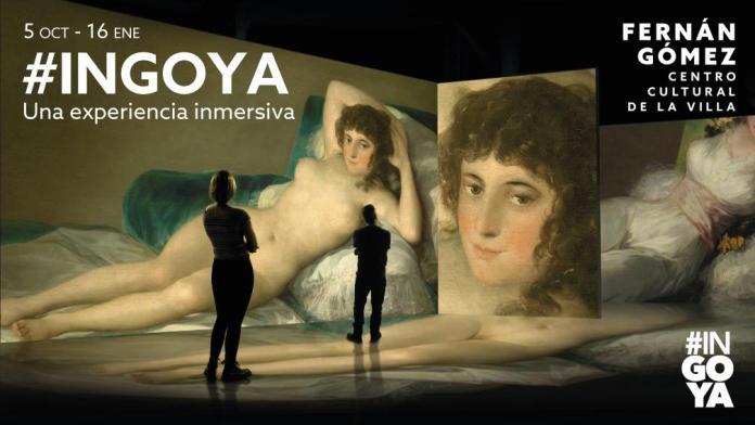 #INGOYA, la exposición sensorial en el Fernán Gómez 4