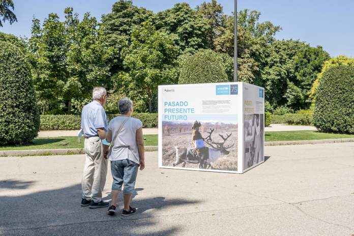 El Retiro conmemora el 75 aniversario de UNICEF 3