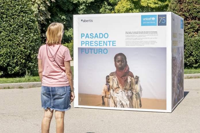 El Retiro conmemora el 75 aniversario de UNICEF 4