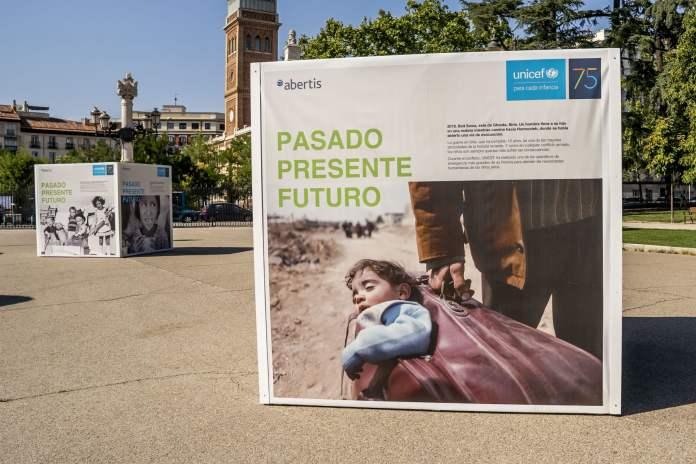 El Retiro conmemora el 75 aniversario de UNICEF 2