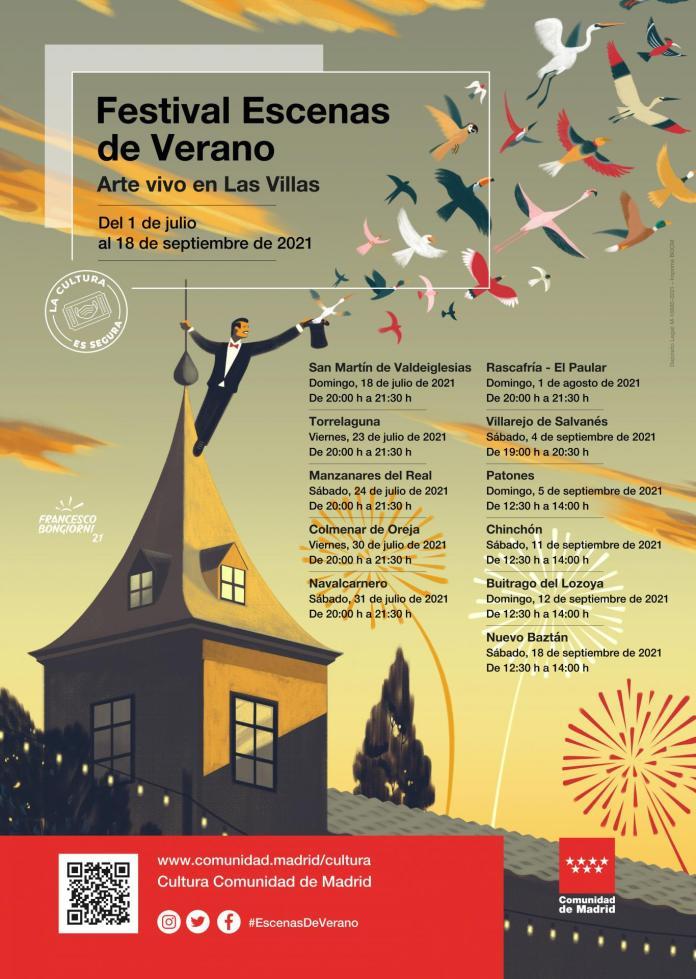 'Arte vivo en las Villas' llena de performance la región 1