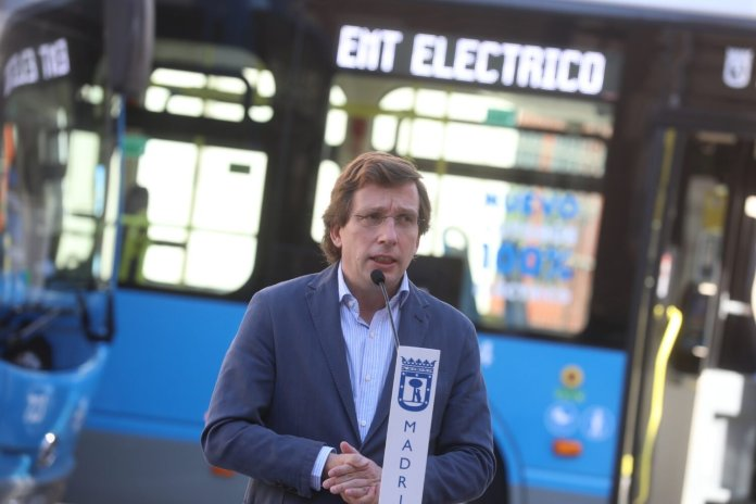 La EMT incorpora 30 autobuses 100% eléctricos en las líneas 33 y 50 1