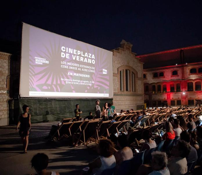 Palomitas en la calle: cines de verano en Madrid 2