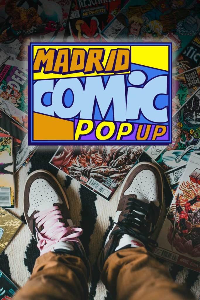 IFEMA Madrid organiza la primera edición de Madrid Cómic Pop Up 1