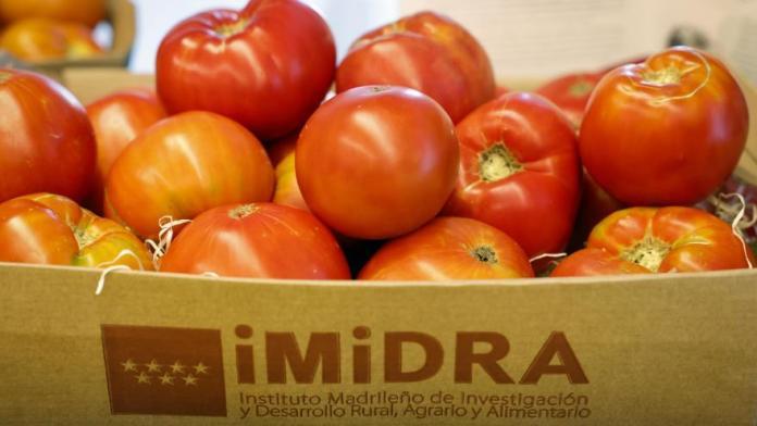 Así será la Primera semana del Tomate Tradicional de Madrid 4