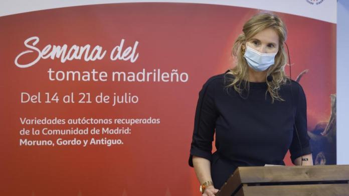 Así será la Primera semana del Tomate Tradicional de Madrid 1