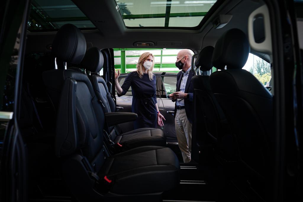 Madrid ofrece ayudas de hasta 9.000 euros para la compra de vehículos sostenibles 2