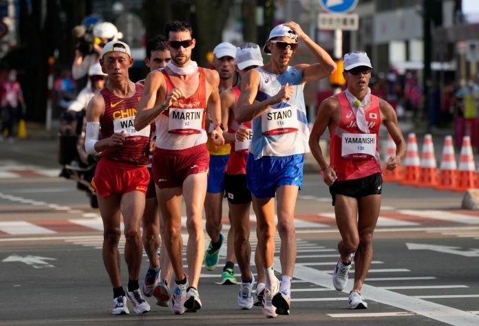 Diego García: «El atletismo nos enseña valores que son esenciales para la vida» 1
