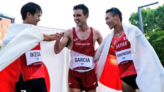 Diego García: «El atletismo nos enseña valores que son esenciales para la vida» 2