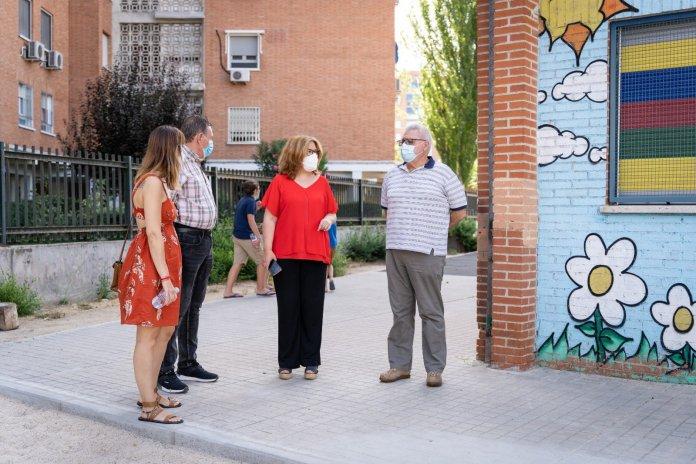 El Ayuntamiento de Alcorcón invierte en mejorar el mantenimiento de los centros educativos 1