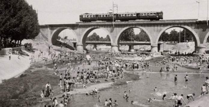 ¡Qué calor!, la exposición fotográfica veraniega de los años 30 a los 70 2