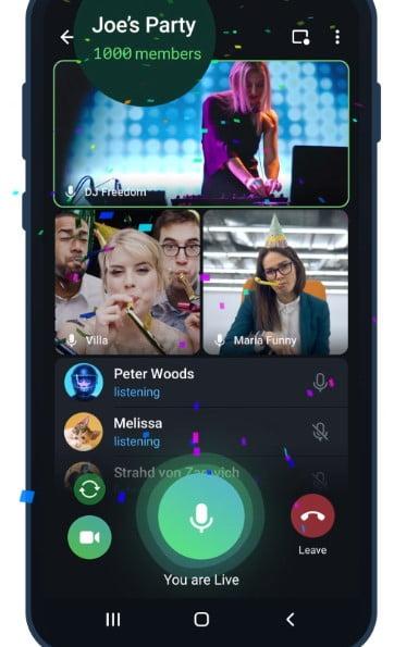 Éstas son las actualizaciones de Telegram que revolucionarán la comunicación 1