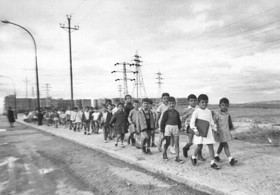 Así era (en fotos) la vuelta al cole entre 1925 y 1977 1