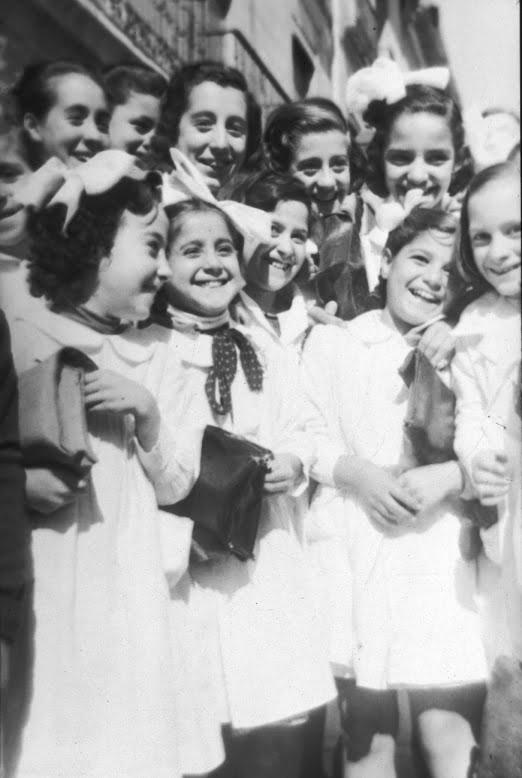 Así era (en fotos) la vuelta al cole entre 1925 y 1977 3