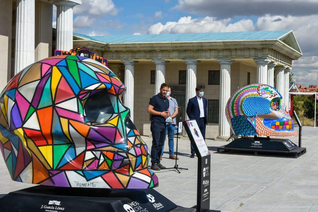 Parque Europa acoge la exposición internacional 'Mexicráneos' 2