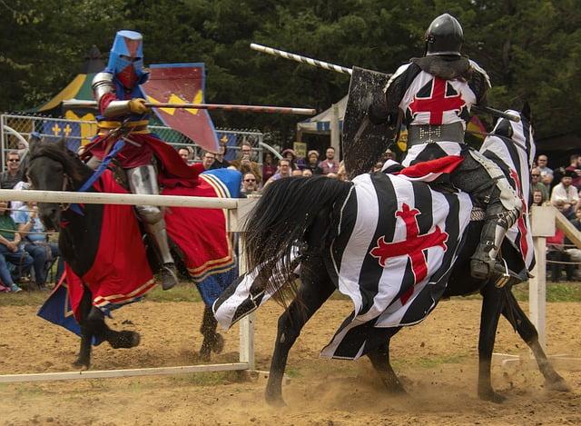 Manzanares El Real será el escenario de combates medievales 2